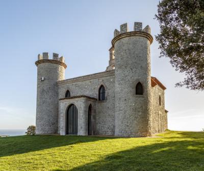 Ermita de Llanes, Camino del Norte