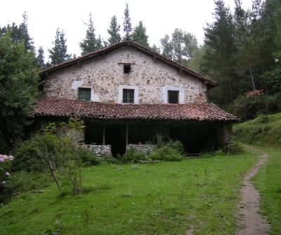 Camino de Santiago entre Deba y Markina