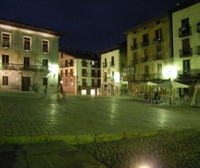 Plaza del Carmen de Markina