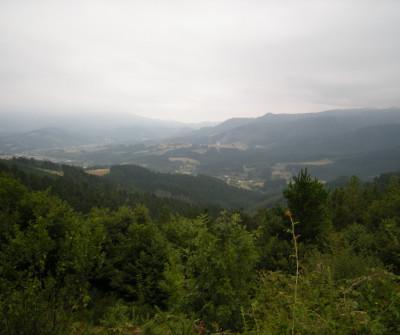 Etapa entre Gernika y Lezama del Camino del Norte