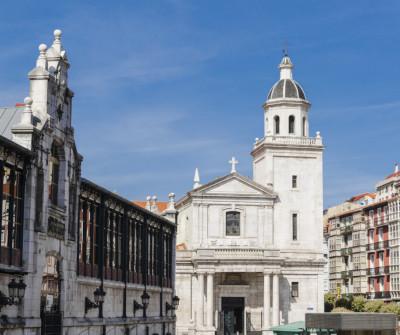 Catedral de la Asunción en Santander