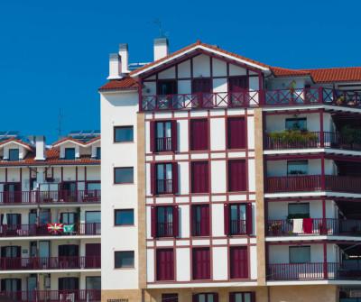 Primera etapa del Camino del Norte entre Irún y San Sebastián
