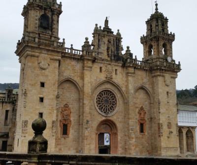 Catedral Virgen de la Asuncio de Mondoñedo
