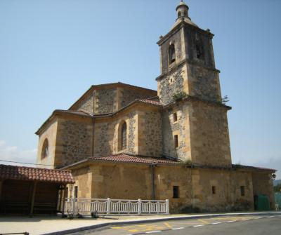 Iglesia de la Ascensión del Señor de Ajangiz