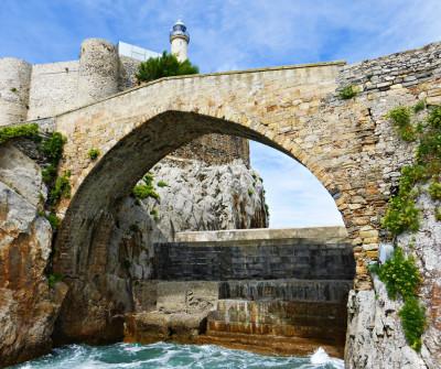 Puente romano de Castro Urdiales