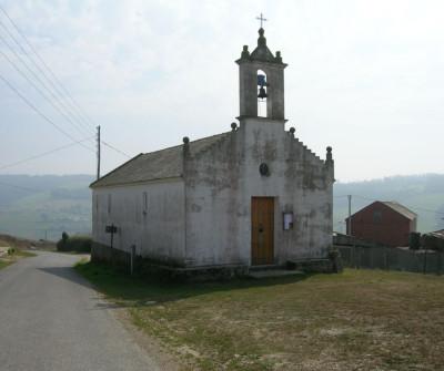 Villamartín Grande, en el Camino del Norte