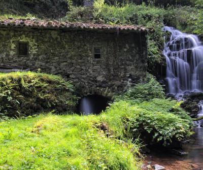 Molino de Obaya en Villaviciosa
