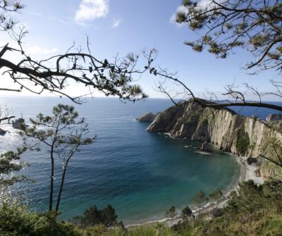 Playa del silencio, Camino del Norte