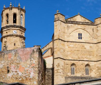Iglesia de Guetaria, Camino del Norte