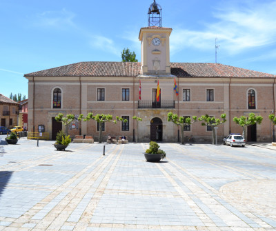 Plaza Mayor de Carrión de los Condes