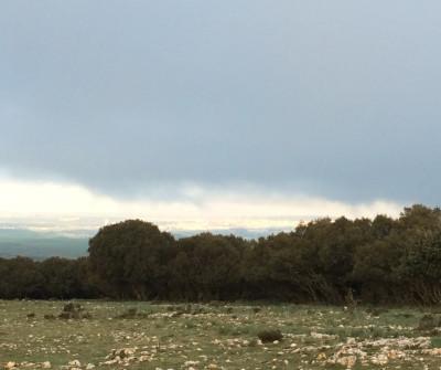 Etapa entre Burgos y Hontanas del Camino de Santiago