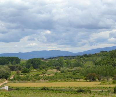 Etapa Foncebadón - Ponferrada del Camino Francés