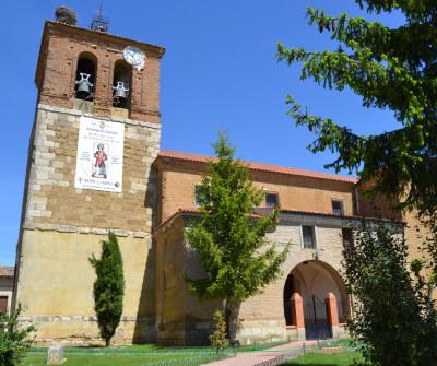 Iglesia de Santa María de  Boadilla del Camino