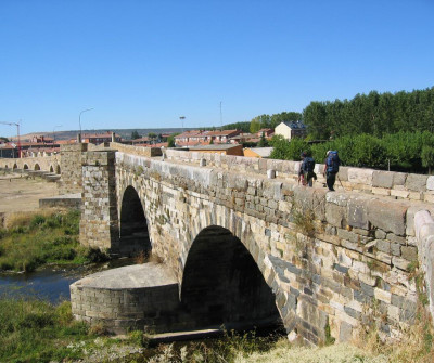 San Martín del Camino, en el Camino Francés