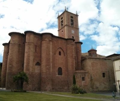 Iglesia de Santa María de los Arcos de Nájera