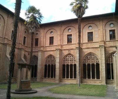 Monasterio de Santa María la Real de Logroño