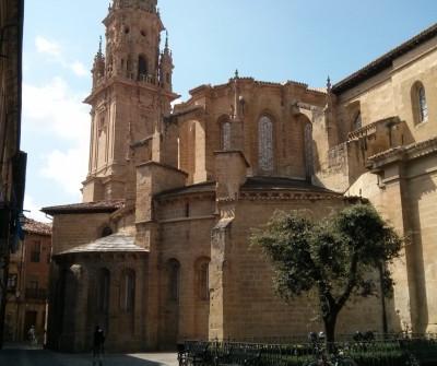 Catedral de Santo Domingo de la Calzada, en el CAmino Francés