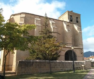 Iglesia de Santiago el Mayor de Puente la Reina