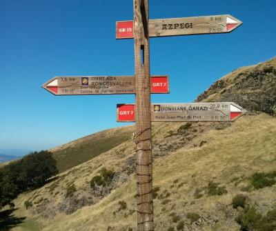 Saint Jean Pied de Port-Roncesvalles, primera etapa del Camino Francés