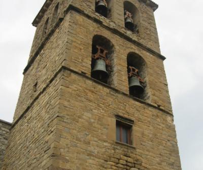 Iglesia de Santa Cilia de Jaca
