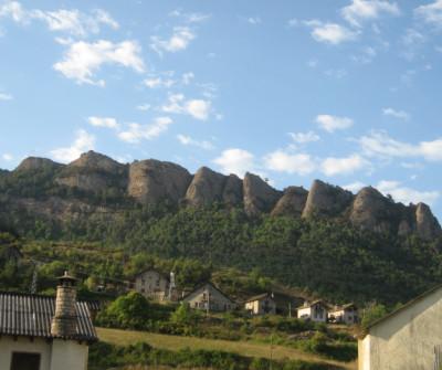 Etapa Jaca - Arrés del Camino Francés