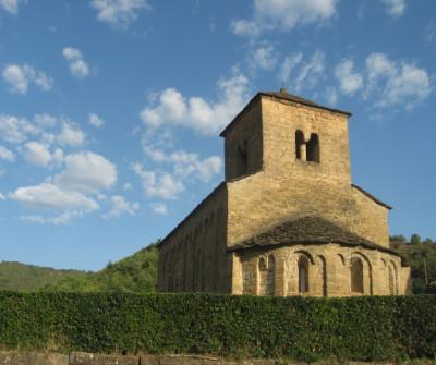 Etapa entre Jaca y Arrés del Camino de Santiago