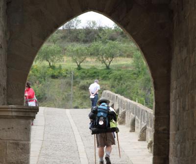 Puente la Reina, pueblo jacobeo del Camino Francés