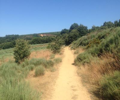 Etapa entre Astorga y Foncebadón