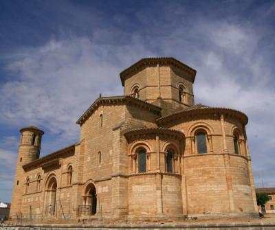 Iglesia de San Martín de Frómista en Carrión de los Condes