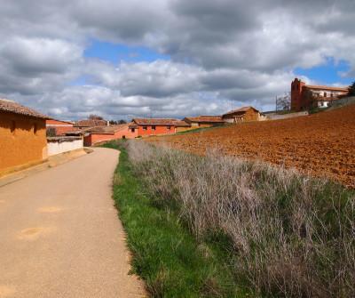 Lédigo, en el Camino Francés a su paso por Palencia