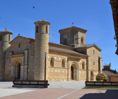 Santa María, iglesia gótica de Boadilla del Camino