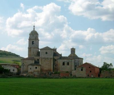 Hotanas, pueblo del Camino Francés