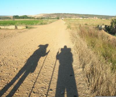 Camino de Santiago Francés entre León y San Martín del Camino