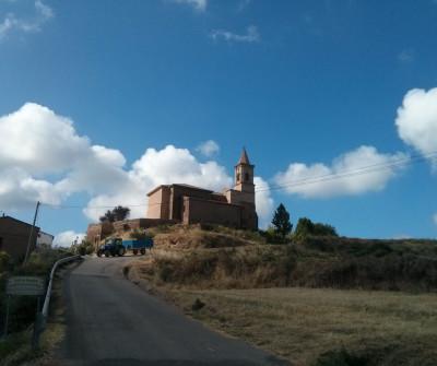 Etapa entre Los Arcos y Logroño del Camino Francés