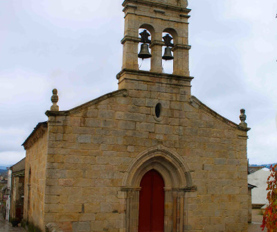Iglesia de San Salvador de Sarria, Camino Francés