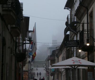 Sarria, punto de inicio del Camino Francés