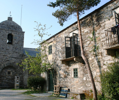 Iglesia de Santa María la Real de O Cebreiro