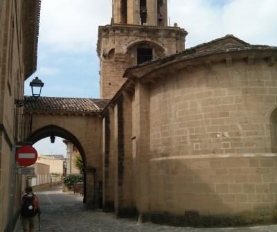 Iglesia de Pamplona