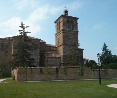Iglesia en Pamplona