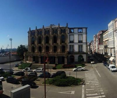 Ferrol, inicio del Camino Inglés
