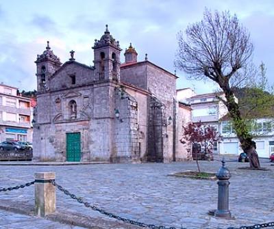 Capilla Santa Liberata en Baiona, Camino Portugués por la Costa