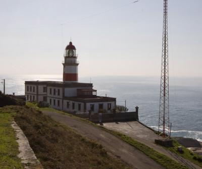 Faro de Cabo Silleiro, Camino Portugués por la Costa