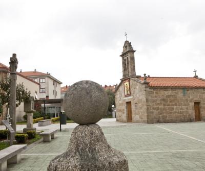 Capela da Madalena en el Camino Portugués