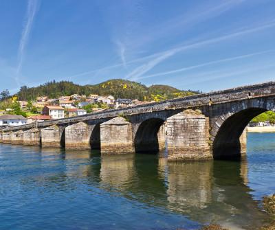 Ponte Sampaio, Camino Portugués