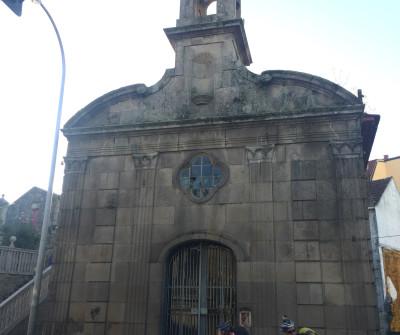 Santa Maria en Redondela, Camino Portugués