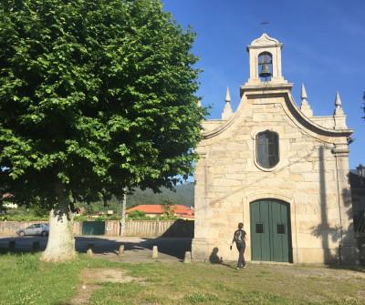 Iglesia Virgen del Camino, Camino Portugués