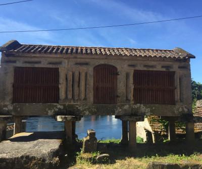 El Camino Portugués en su paso por Redondela