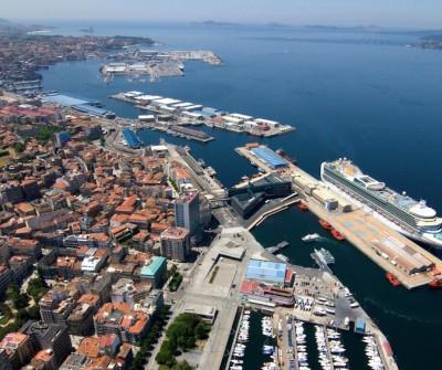 Ciudad de Vigo, Camino de Santiago Portugués por la Costa