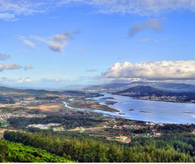 Mirador de Santa Tegra, A Guarda, Camino Portugués por la Costa