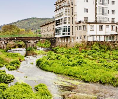 Caldas de Reis, punto de paso del Camino Portugués